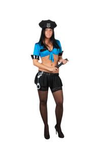 police strip kostüme für stripperinnen günstig